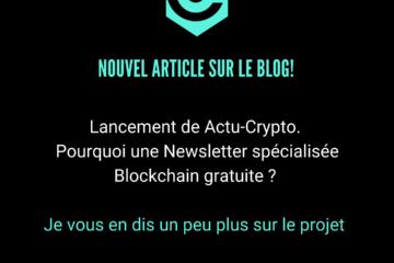 newsletter blockchain france
