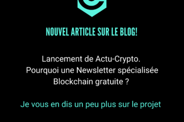 newsletter blockchain france